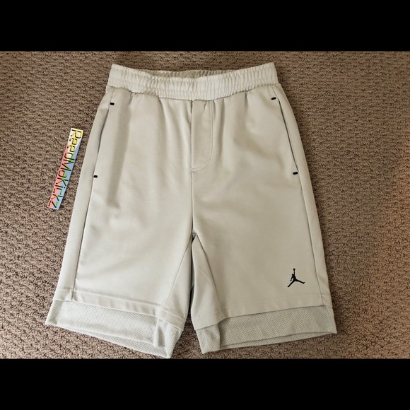 c6ab6c4b56b Nike Shorts | Air Jordan 23 Lux Light Bone Mens | Poshmark